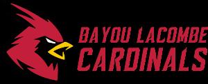 Bayou Lacombe Cardinals Logo