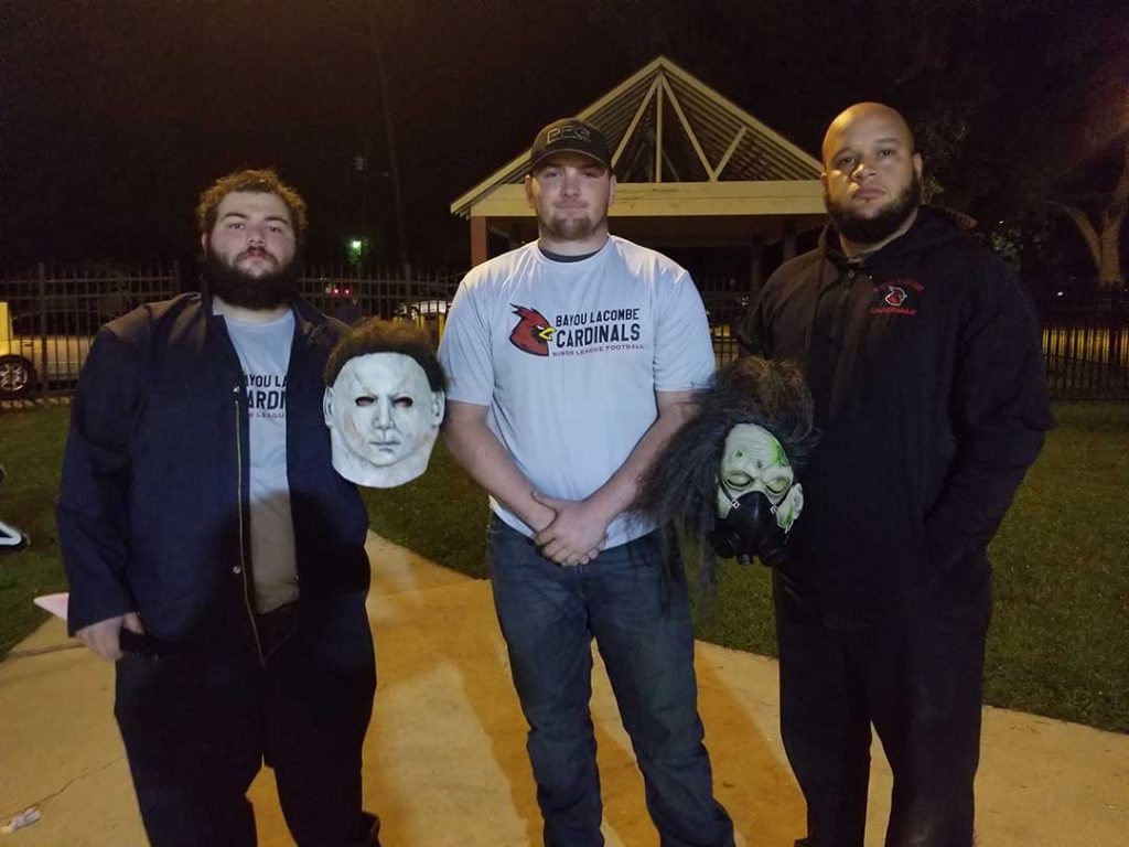 Lacombe Recreation Spooktacular