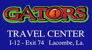 Gators Travel Center Logo